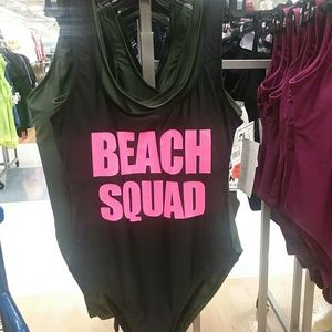 New Swimsuit 1PC